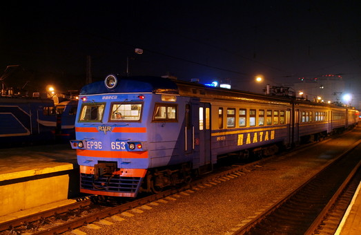 За счет современных систем освещения и отопления, Одесская железная дорога в прошлом году сэкономила 3,37 миллионов гривен