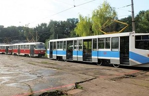 В Каменском обсудили ситуацию с трамвайным движением