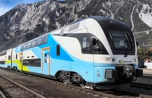 В Австрии могут появиться китайские поезда компании «CRRC»