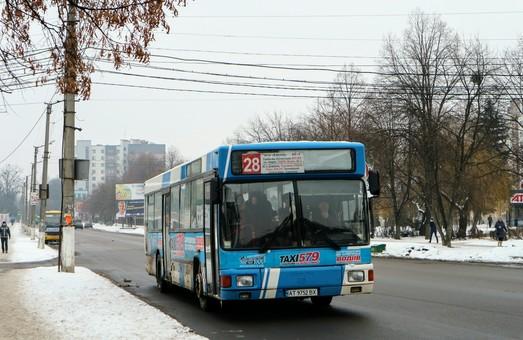 В Ивано-Франковске с понедельника подорожал проезд в автобусах