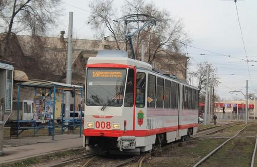 Трамвайный парк Запорожья в этом году пополнится 16 трамваями