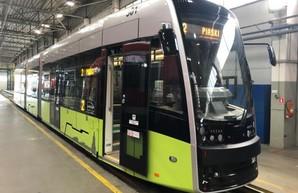 В Гожув-Великопольский прибыл первый трамвай «PESA Twist»