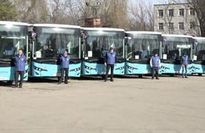 Столица Молдовы закупила 31 турецкий автобус большого класса