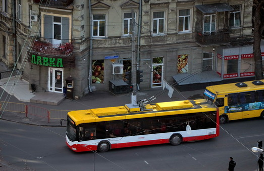 В Одессе стартует разработка комплексной программы развития транспортной инфраструктуры