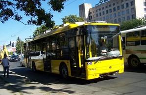 Первые троллейбусы «Богдан», купленные за средства кредита ЕБРР, Харьков получит на протяжении двух месяцев