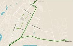 В связи с велогонками в Одессе ограничат движение транспорта на ряде улиц