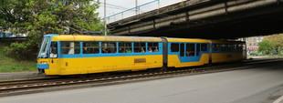 В Одессе закупают первые многосекционные трамваи