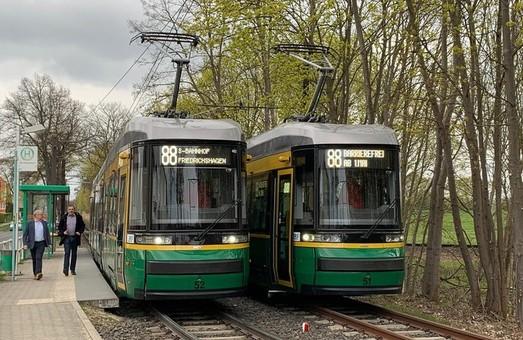Шёнайхе-Рюдерсдорф получит третий трамвай «Transtech Artic MLRV01»