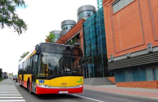 Транспортная компания города Любонь в Польше покупает автобусы «Solaris»
