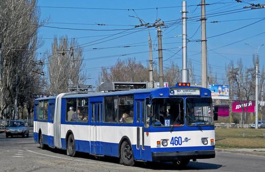 Херсонский горисполком согласовал приобретение троллейбусов за средства ЕБРР