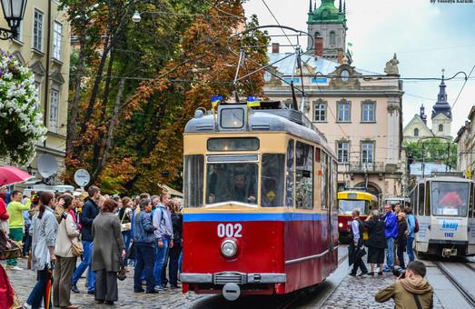 Во Львове готовятся к 125-летнему юбилею электрического трамвая
