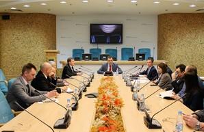 В Министерстве инфраструктуры провели встречу с представителями авиакомпаний, которые выполняют чартерные рейсы