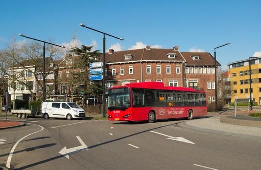 Две голландские провинции покупают 159 электробусов