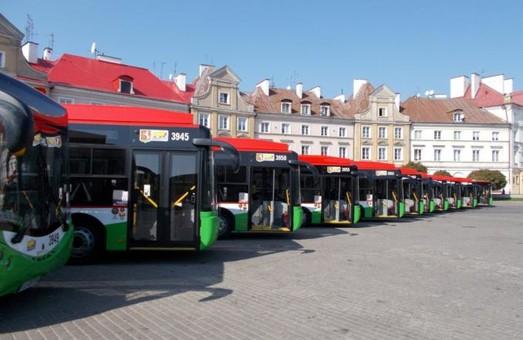 Польский Люблин хочет купить 15 новых троллейбусов с автономным ходом