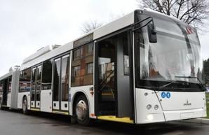 Кроме автобусов-«гармошек» в Мариуполе должны появится троллейбусы с автономным ходом