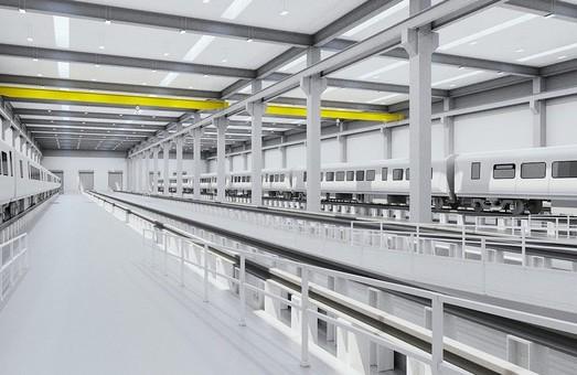 Компания «Siemens» построит новый завод по производству рельсового транспорта в Великобритании