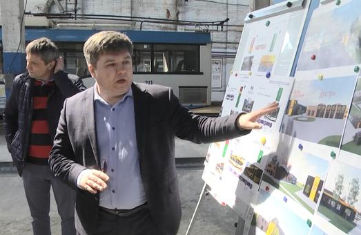 В Мариуполе проведут реконструкцию троллейбусного депо