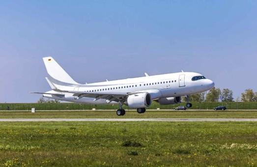 Новый самолет от «Airbus» совершил первый испытательный полет