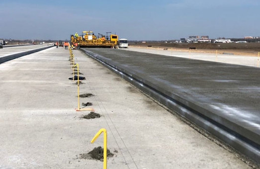 При строительстве бетонных дорог в Украине предлагают использовать шлак металлургических комбинатов