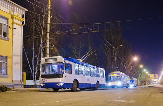 Министерство финансов одобрило троллейбусный кредит для Мариуполя
