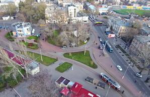 В четверг 2 мая в Одессе в районе Куликового поля ограничат движения транспорта