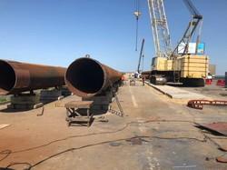 В Одесской области начали ремонт моста через Хаджибейский лиман