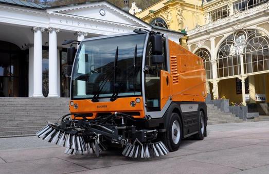 В Одессе появится три новые подметально-уборочные машины