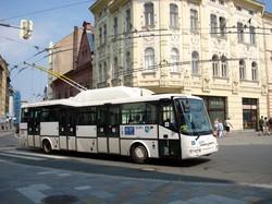 В Чехии вывели из эксплуатации первые троллейбусы компании «SOR Libchavy»