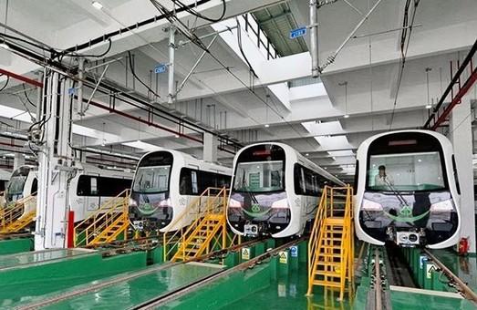 В китайском Фучжоу заработала вторая линия метрополитена