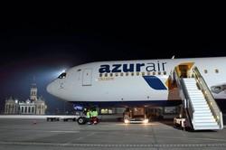 Харьков снова начал принимать широкофюзеляжные самолеты «Boeing 767»