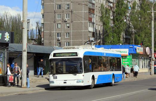 Стали известны потенциальные поставщики троллейбусов для Днепра