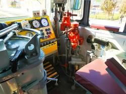 Во Львове восстановили электровоз ВЛ11М