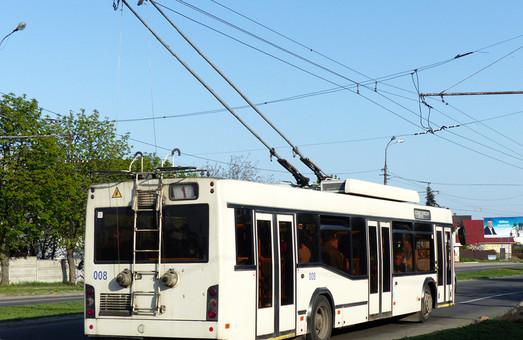«Литан» поставит новый троллейбус в Белую Церковь