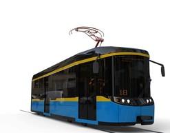 В Николаеве в этом году должен появиться модернизированный трамвай КТМ-5