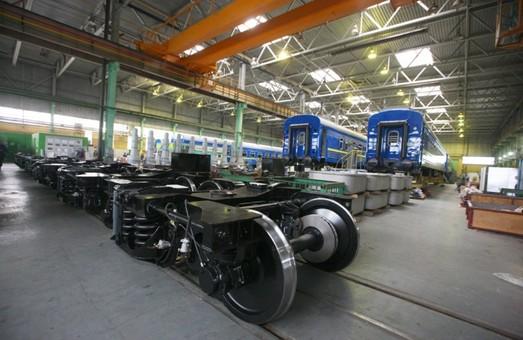 Крюковский вагоностроительный завод в первом квартале 2019 года получил чистый доход почти в 2 миллиарда гривен