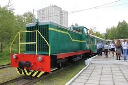 В четырех городах Западной Украины на эти выходные начнут работу детские железные дороги