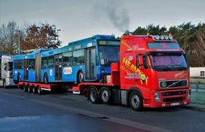 «Запорожэлектротранс» подписал с «Дуотрансом» контракт на поставку девяти троллейбусов-«гармошек»