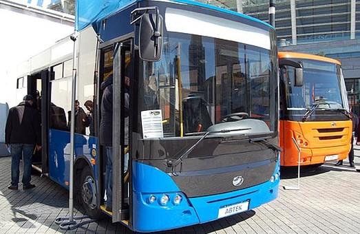 ЗАЗ усовершенствовал конструкцию автобуса «I-Van А10С»