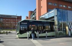 Остановки электробусов могут появиться внутри зданий