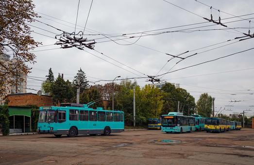 «Эталон-лизинг» и «Торговый дом «Литан» предлагают Чернигову новые троллейбусы