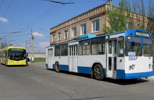 Троллейбусы и автобусы Краматорска заговорят с пассажирами