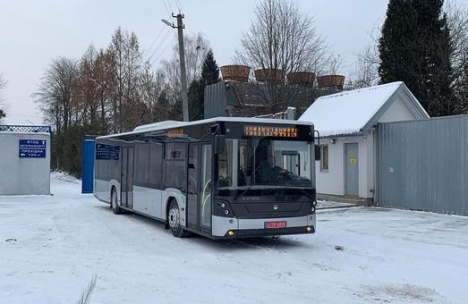 Кременчуг покупает 10 автобусов большого класса