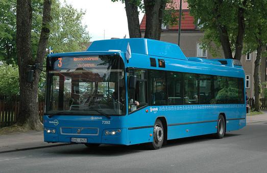 Каменец-Подольский покупает автобус «Volvo» большого класса