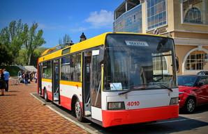 В Одессе в этом году планируют построить четыре электробуса