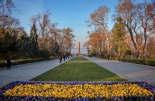 В День Победы в Одессе ограничат движение около Аллеи Славы