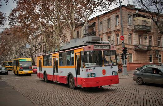 Вопрос введения «электронного билета» в Одессе отложили