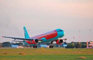 Авиакомпания «Роза Ветров» будет летать из Одессы в Тель-Авив