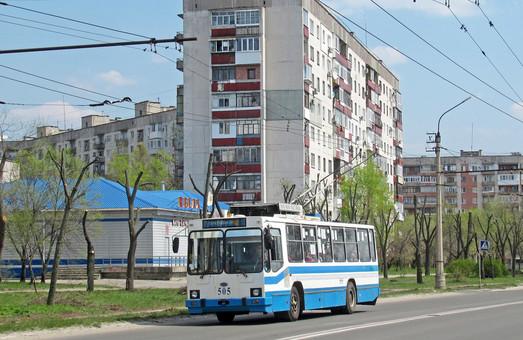 В Северодонецке возрастет стоимость проезда в троллейбусах