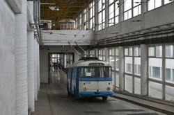 Ретро-троллейбус из Ровно вернулся на историческую родину