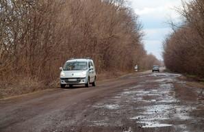 «Ямочный» ремонт местных автодорог в Одесской области оценили в более чем 400 миллионов гривен